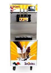 A Máquinas de Sorvete Expresso Sorvetec a partir R$ 13.790,00