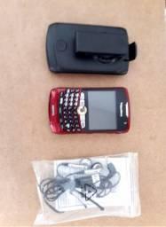 Blackberry curve 8350i smartphone com todos os acessórios<br><br>