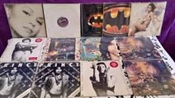 Mariah Carey Lp vinil, disco e capa originais, diversos, em bom estado
