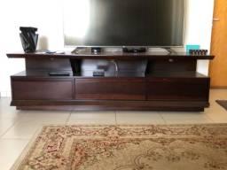 Rack TV de madeira