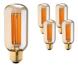 Lampada Filamento Retro Led T45