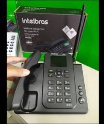 Telefone rural Wi-Fi 4G Intelbras
