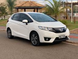 Honda Fit EX 1.5 Flex Branco