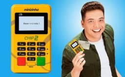 Minizinha chip2 não precisa celular