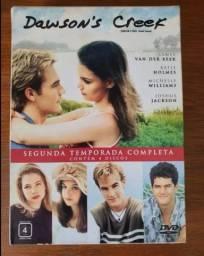 Dawson's Creek - Segunda Temporada Completa, ótimo estado
