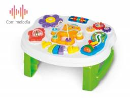 Brinquedo Infantil Mesa Didática
