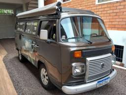 Vendo Raridade: Kombi Home Diesel completa