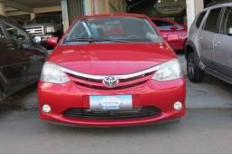 Toyota Etios XLS 1.5 Único dono 2012/2013