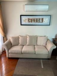 Conjunto sofás 3 e 2 lugares
