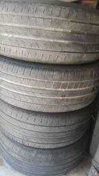 Jogo de pneus aro 17