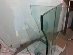 Mesa de vidro Caruaru