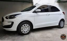 Ford Ka SE 1.0 2020 5.000KM Troco/Financio