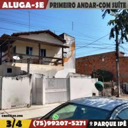 Ótima Casa 3/4-Primeiro Andar Com Suíte-Parque Ipê-Feira de Santana-Ba