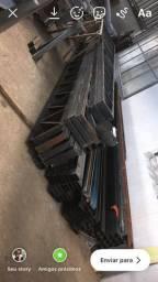 Vigas e colunas de treliça de galpão R$ 300,00