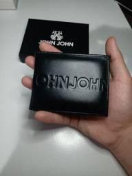 Carteira Masculina JOHN JOHN