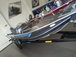 Fluvimar boto motor 40.hp