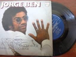 LP vinil Jorge Ben