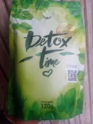 Chá Detox Time