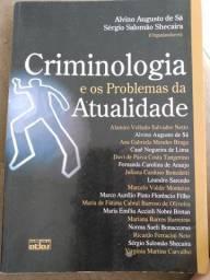 Livro de Criminologia novo!!!