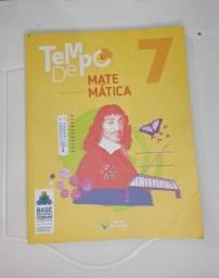 Livro Tempo de Matemática - 7 ° ano