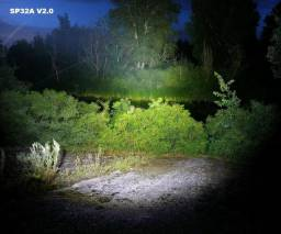 Lanterna tática Sofirn SP32a V2.0