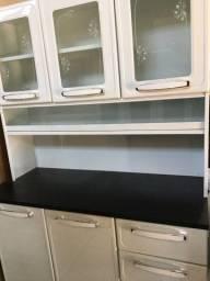 Armário Inox de cozinha
