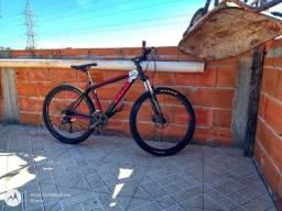 Bicicleta em bom uso