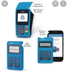 Título do anúncio: Maquininhas de cartão do mercado pago e da PagSeguro