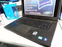 N otebook DELL  | Core i5 |Com placa de vídeo |4GB | Formatado C/Garantia