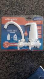 Filtro de água Aquabios novo sem uso