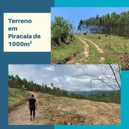 SS01 Terrenos a venda em Piracaia. 1000m² de pura tranquilidade