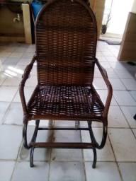 Cadeira de balanço. *
