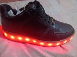 Sapato de Led