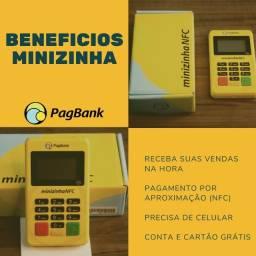 minizinha nfc só 40 reais.
