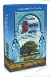 Cartas Ciganas Santa Sara Baralho c/36 cartas + Manual