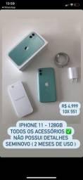 iPhone 11, verde