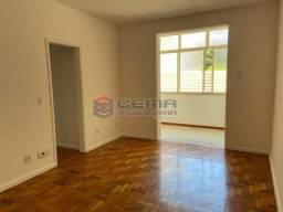 Apartamento para alugar com 2 dormitórios em Botafogo, Rio de janeiro cod:LAAP25045