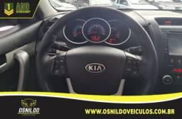 KIA MOTORS SORENTO 3.5 V6 24V 4X2 AUT. FLEX 2011