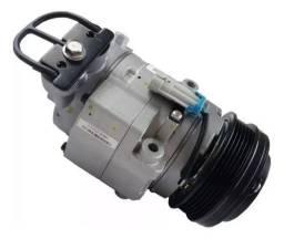 Compressor De Ar Condicionado 1.4 1.8  -  Original Gm
