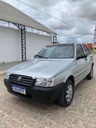 Fiat uno 4 portas com ar condicionado carro extra!!