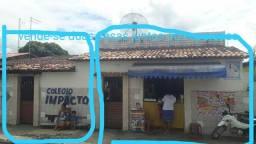 Duas casas no centro de Alhandra