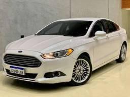 Ford Fusion 2.0 Titanium Awd 16V Gasolina 4P Automático - 2015/2016