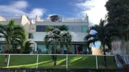 Duplex Mobiliado 4/4 frente ao rio Joanes, Buraquinho, Lauro de Freitas-BA