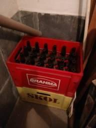 Engradado de cervejas
