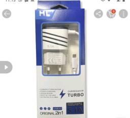 Carregador turbo 5.1 A