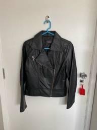 Jaqueta de couro JAVALI tamanho M