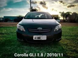 Toyota Corolla GLI 1.8 2010/11