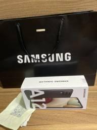 Samsung A12 com nota fiscal ! Lacrado !