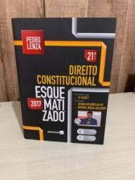 Direito Constitucional Esquematizado 2017