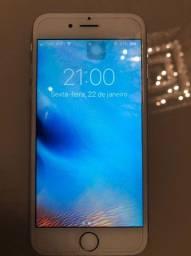 IPhone 6 16GB Prata, Semi Novo